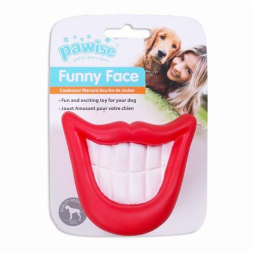 Juguete Sonrisa para perros Funny Face