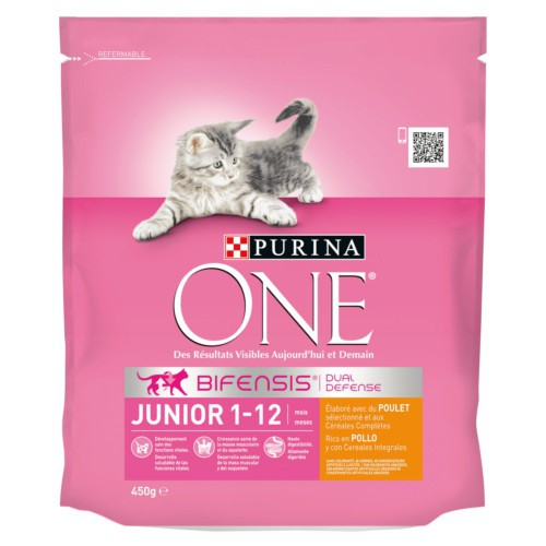 Pienso Purina One Junior Pollo