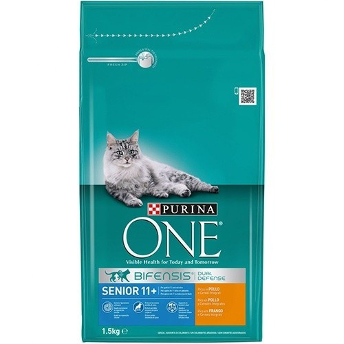 Pienso Purina One Senior 11  Pollo