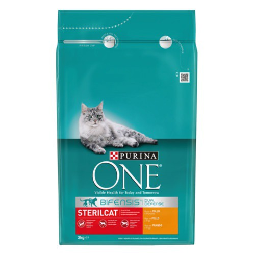 Pienso Purina One Sterilcat Pollo