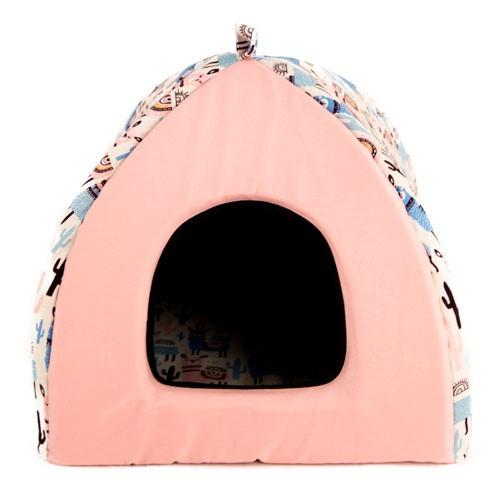 Cama iglú para perros y gatos TK-Pet Perú