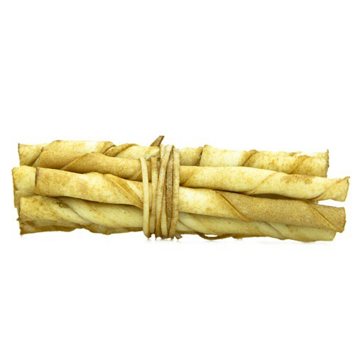 Twisted Sticks Criadores sabor mantequilla de cacahuete