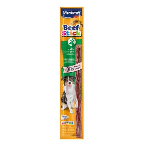 Vitakraft Beef Stick carne de caza