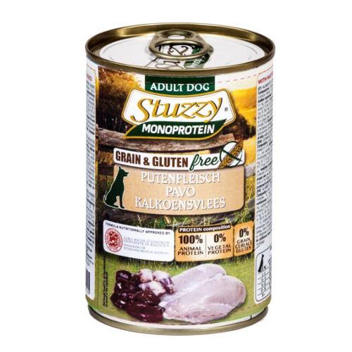Comida húmeda Stuzzy Monoprotein pavo fresco