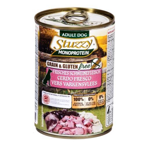 Comida húmeda Stuzzy Monoprotein cerdo fresco