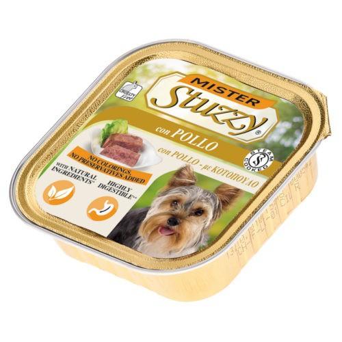 Comida húmeda para perros Mister Stuzzy pollo