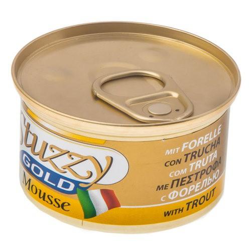 Comida húmeda Stuzzy Gold Mousse trucha