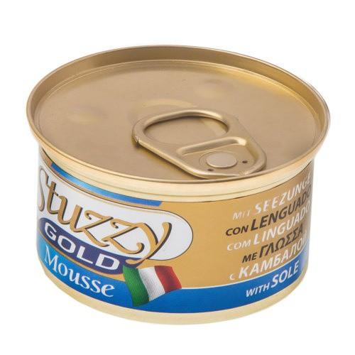 Comida húmeda Stuzzy Gold Mousse lenguado