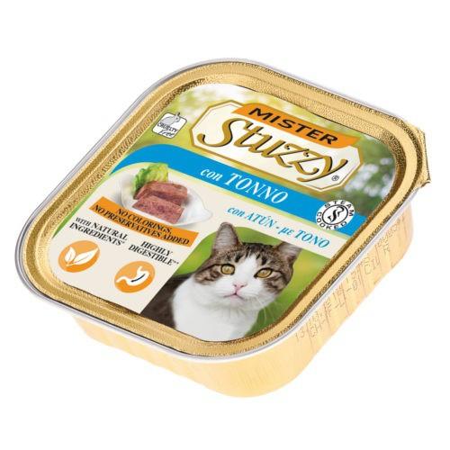 Comida húmeda para gatos Mister Stuzzy atún