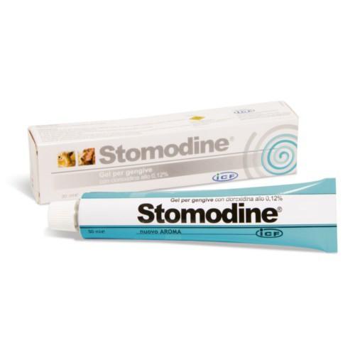 Stomodine Gel para las encías
