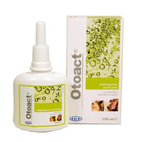 Otoact Detergente auricular ceruminolítico