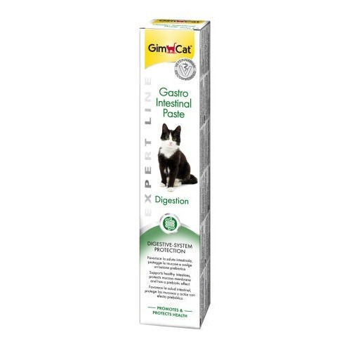 GimCat pasta Gastro Intestinal para gatos