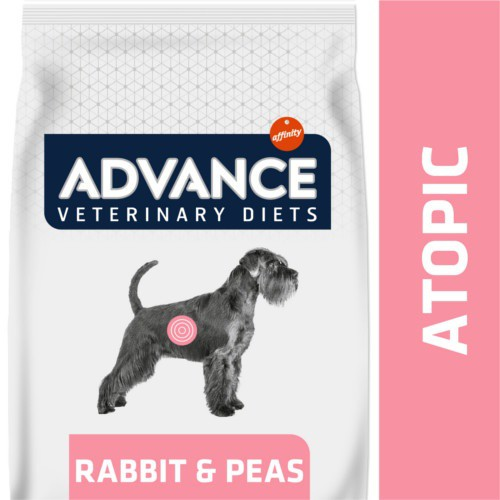 Pienso Advance Atopic conejo y guisantes