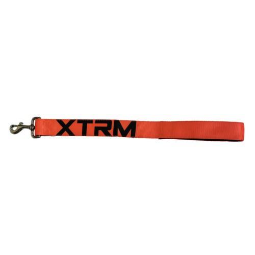 Correa corta de nylon X-TRM Neon Flash naranja