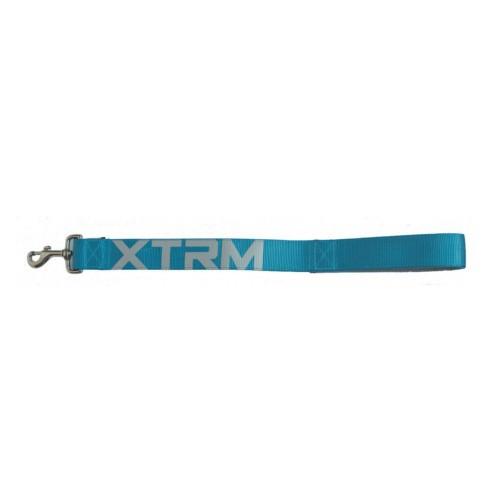 Correa corta de nylon X-TRM Neon Flash azul