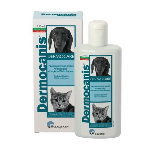 Champú Dermocanis Dermocare para mascotas
