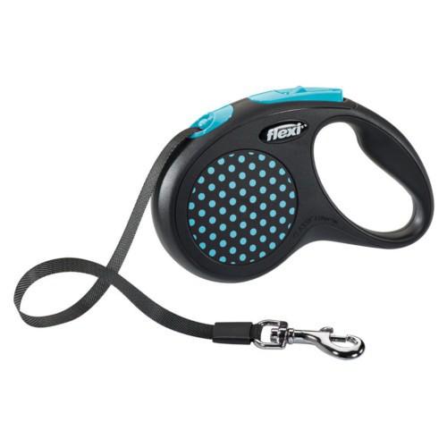 Flexi Design correa extensible de cinta azul