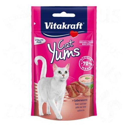Vitakraft Yums de paté para gatos