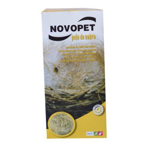 Pelo de cabra para nidos Novopet