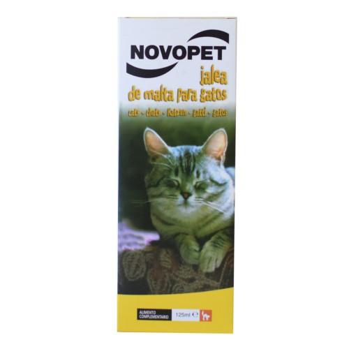 Jalea de malta para gatos Novopet