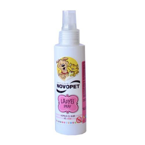 Spray Novopet Ladyes para el celo