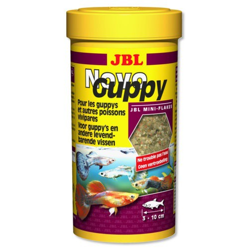 Alimento para peces JBL Novo Guppy