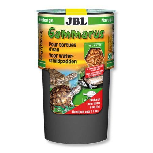 Recarga de alimento para tortugas JBL Gammarus