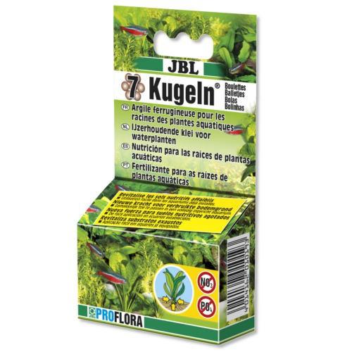 Fertilizante para plantas acuáticas JBL 7 Kugeln