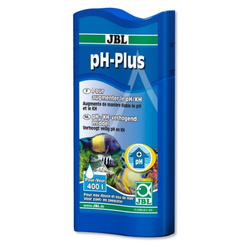 Aumentador pH - Plus JBL