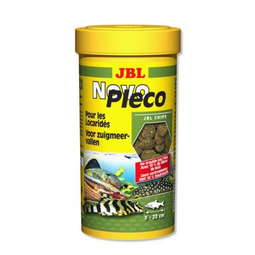 Alimento para plecos JBL Novo Pleco
