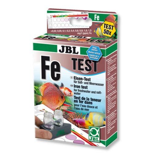 Test de hierro JBL Fe