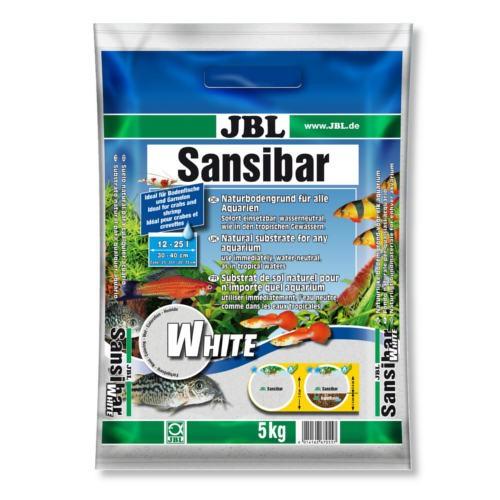 Sustrato natural arena blanca JBL Sansibar