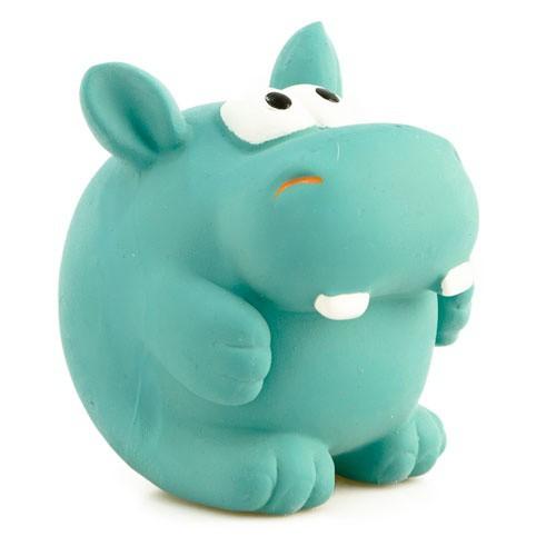 Juguete de látex TK-Pet Hipopótamo