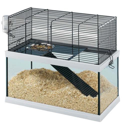 Jaula para hamsters y jerbos Gabry