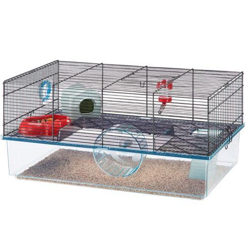 Jaula para hamsters y ratones Favola