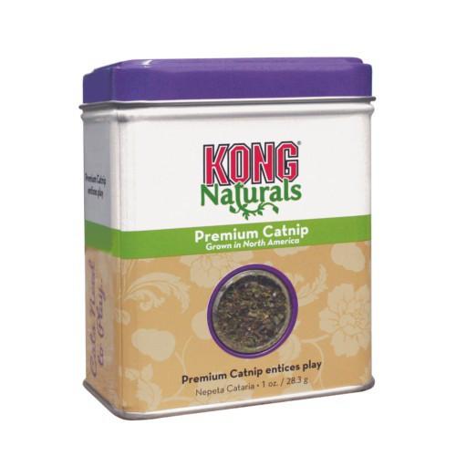 Lata de catnip KONG Naturals