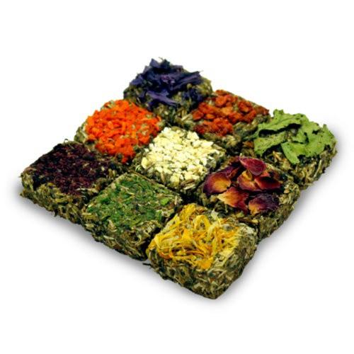 Tableta de hierbas y flores JR Farm