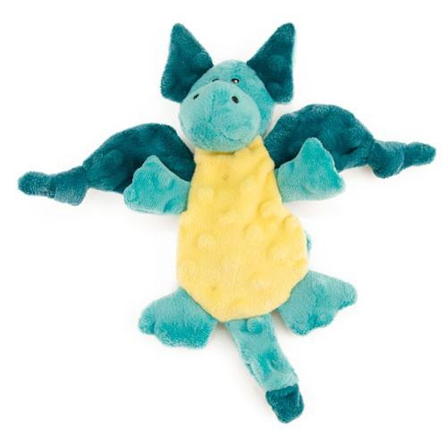Dragón de peluche crujiente TK-Pet Draco