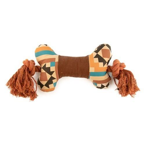 Hueso con cuerda TK-Pet Aztec