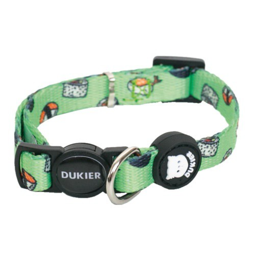Dukier Nigiri necklace for cats