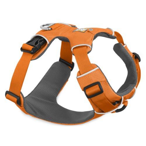 Arnés Ruffwear Front Range para perros naranja
