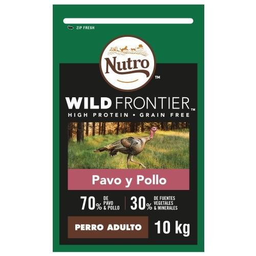 Nutro Wild Frontier Adult Pavo y Pollo