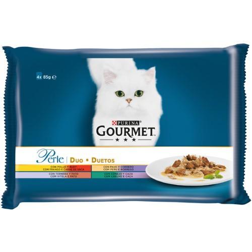 Pack Gourmet Perle Finas Láminas Duo Carnes