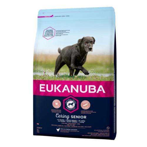 Pienso Eukanuba Senior para perros grandes