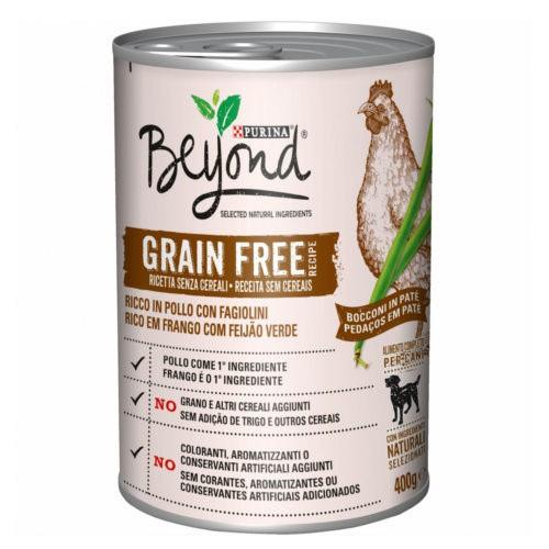 Purina Beyond Grain Free húmedo Pollo