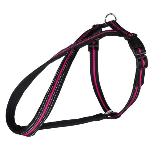 Arnés para perros Confort Fusion rosa
