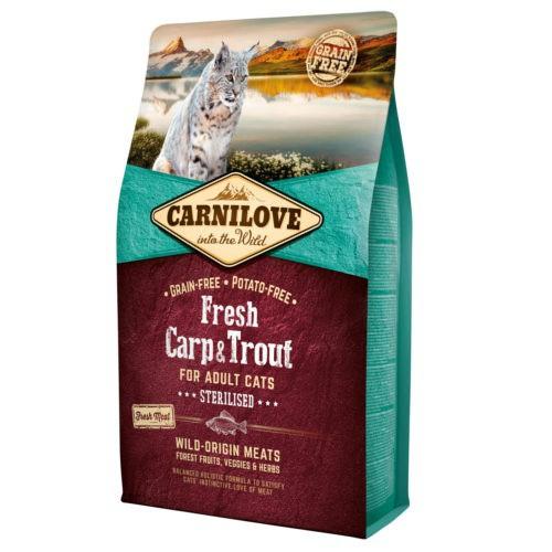 Pienso Carnilove Carp & Trout Sterilised