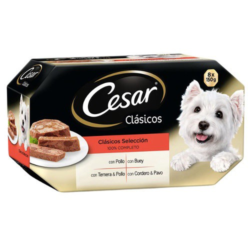 Cesar Classic Selection Multipack