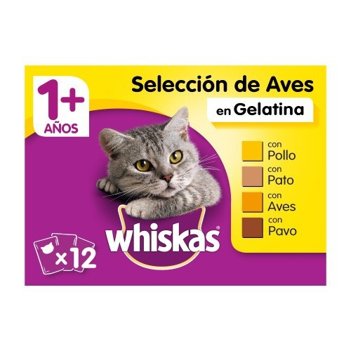 Whiskas Multipack Selección de aves
