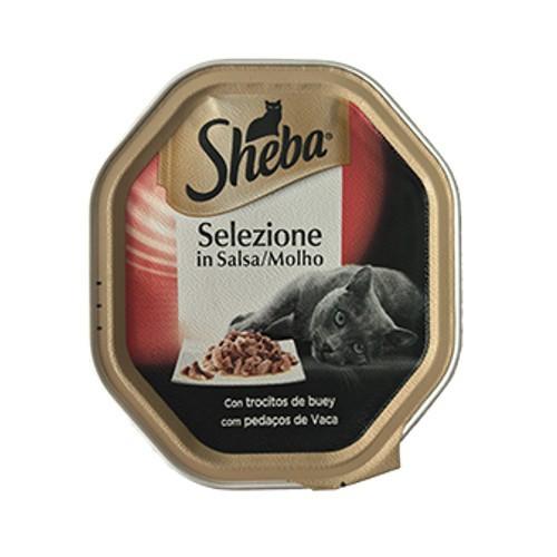 Sheba Selezione Buey en salsa